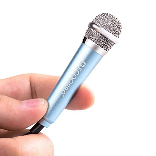 ECOOPRO Mini Cardioid Vocal Microphone for Reco...