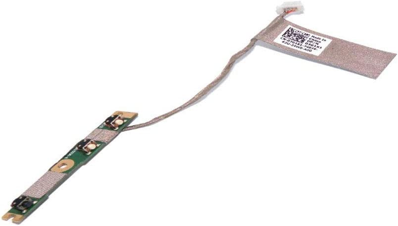 GAOCHENG Laptop Power Button Board with Cable for DELL Inspiron 13 5368 7368 7378 P69G 03G1X1 3G1X1 New