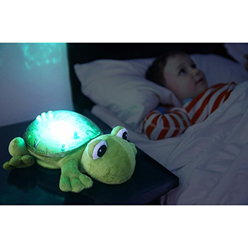 Cloud B Tranquil Frog Night Light (Green)
