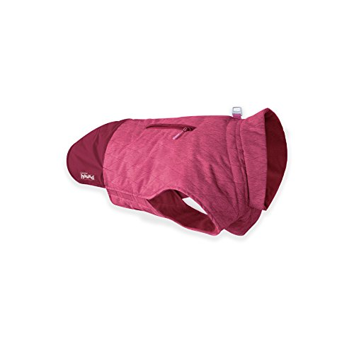 Outward Hound Silverton Weatherproof Thinsulate Warm Coat for Dogs by, Pink, X-Small by Outward Hound
