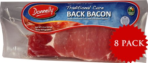 Donnelly Imported Rashers 226g (8oz) 8 -
