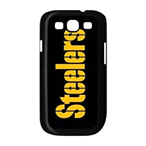 Cutstomize Steelers NFL Back Cover Case for SamSung Galaxy S3 I9300 JNS3-590