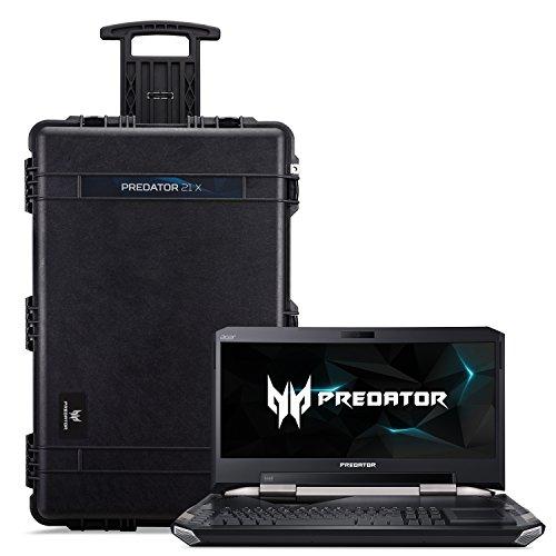 Acer Predator 21 X Gaming Laptop, Intel Core i7, GeForce ...