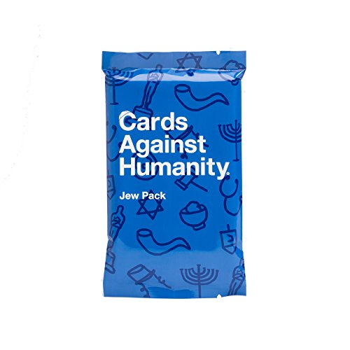 Cards Against Humanity: Jew Pack (Large Image)