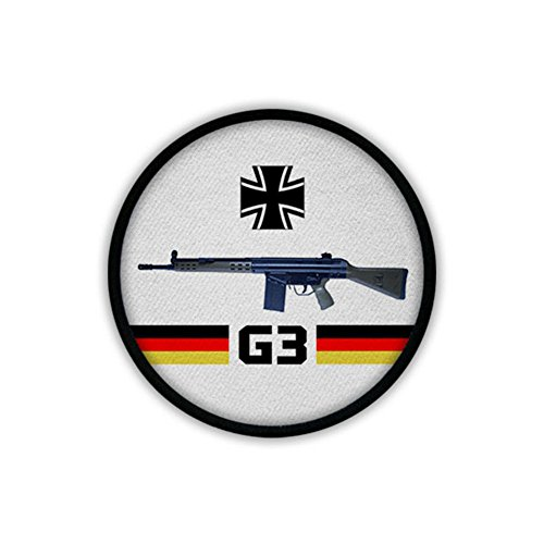 G3 Bundeswehr weapon assault rifle AGA 7.62mm Men basic training - Patch/Patches