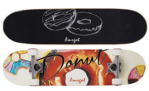 Amrgot Skateboards Pro 31 inches Complete Skateboards