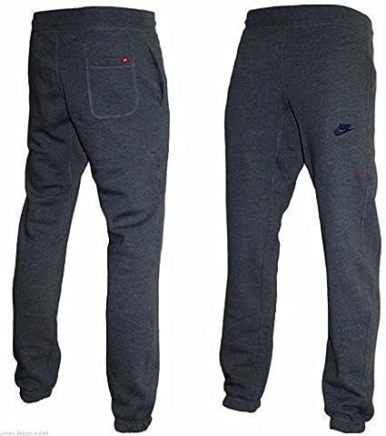 best sneakers 7b737 49483 Nike Gris para Hombre Fleece Pantalón chándal chándal Jog Pantalón Oscuro  Tallas S M L XL 586050 071