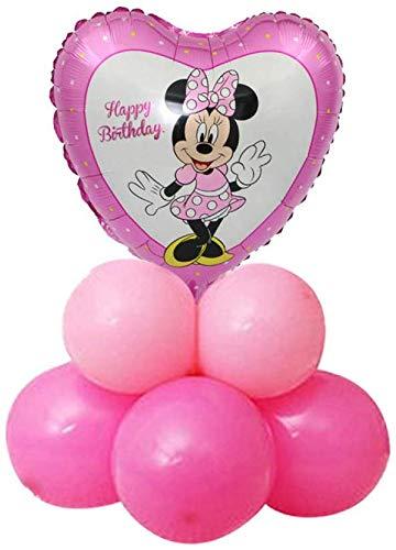 qingtianlove 11PCS / Set Columna de cumpleaños Decoración ...
