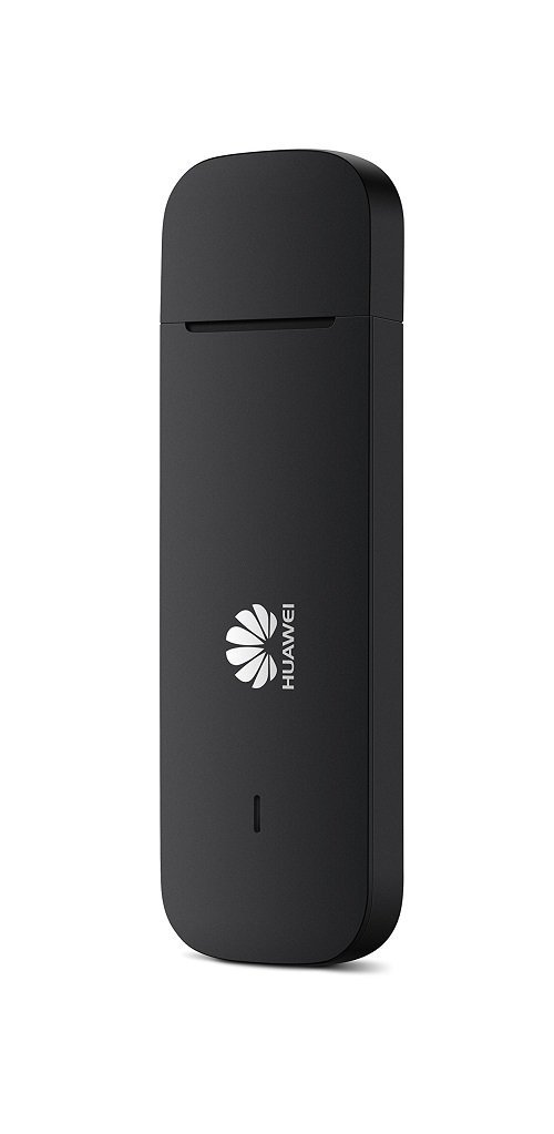 Huawei Unlocked E3372 LTE/4G 150 Mbps USB Dongle - Black (Certified Refurbished)