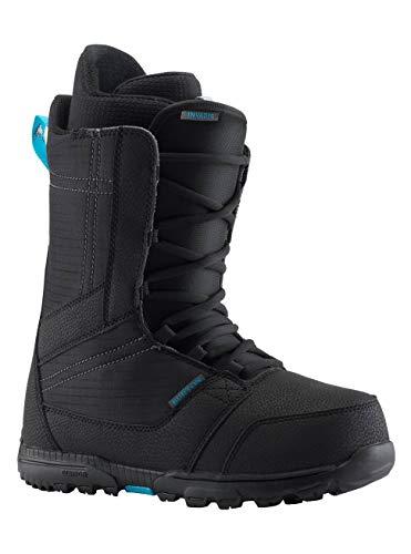 Burton - Mens Invader Snowboard Boots 2019, Black, ()
