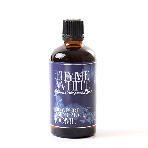 Mystic-Moments-Thyme-Essential-Oil-100-Pure-100Ml