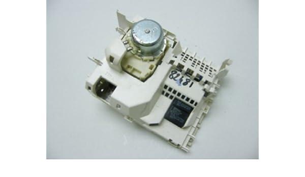 Temporizador: WM: Whirlpool AWM1203 lavadora programador ...