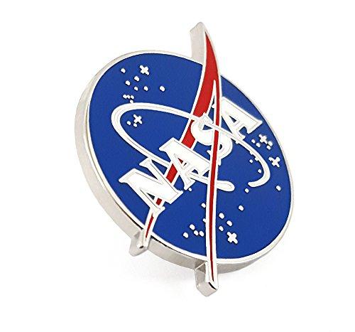 Review Pinsanity NASA Logo Enamel