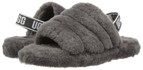 Pictures of UGG Kids' K Fluff Yeah Slide Sandal 1098494K 4