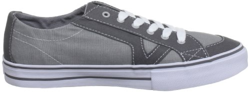 Vans W TORY Navy/White VXFQ - Zapatillas de lona para mujer Gris (Grau/Grey/Grey)