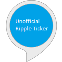 Unofficial Ripple (XRP) Ticker