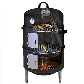 Protable Carbón De Leña Barbacoa Hogar Partido De La Familia Herramientas De Cocina Parrilla De Carbón