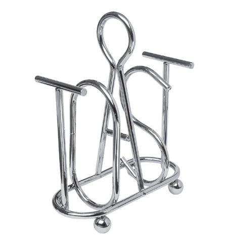 CKS Toast Rack Chrome BA71