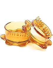 Creative Garlic Twister Portable Garlic Twist Crusher Multi Usage Garlic Peeler Mincer for Kitchen Random Color Kitchen Utensils