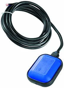 Sesam 1CL RLG01/3PVC - Interruptor de flotador para agua limpia (cable de PVC, 3 x 1, 3 m)