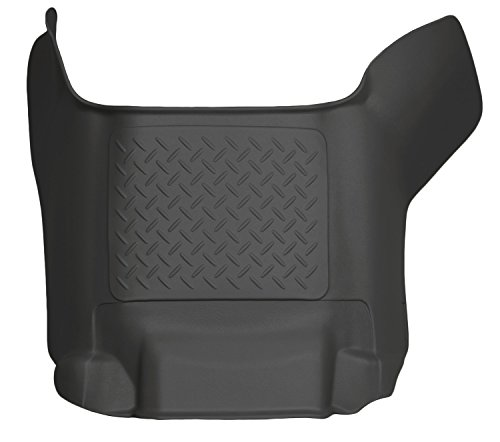 Husky Liners Center Hump Floor Liner Fits 09-17 Ram 1500 Crew, 10-17 2500 Mega (Center Hump Liner)
