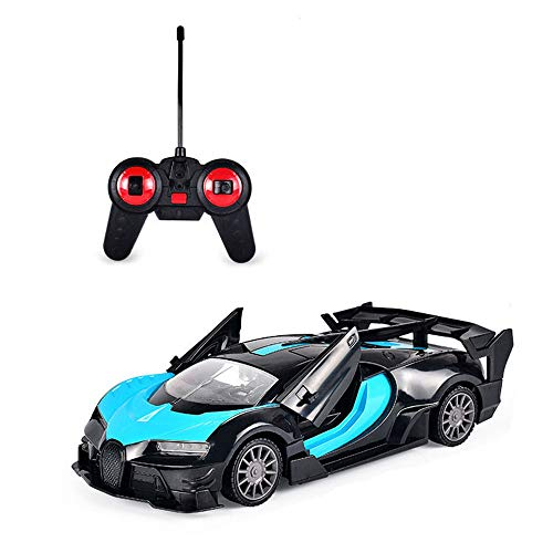 Kids toys Educational Toys On Interactive Ability Of Remote Control Car A Key To Open The Door Of Wireless Remote Control Car Remote Control Toy Car Model Control Car Electric Car For Kids Interactive