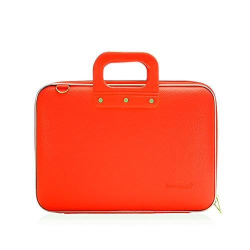 bombata-medio-briefcase-13-inch-orange