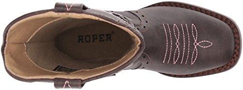 Roper Kids Lexi Western Boot Brown