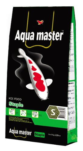 Pictures of Aqua Master Staple Koi Fish Food Bag Staple 2.2 1