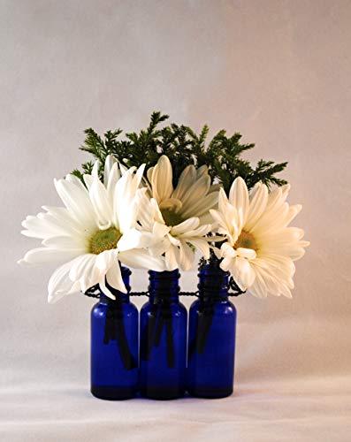 (Cobalt Runner Vase)