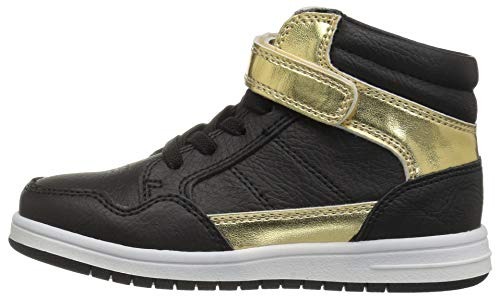 Pictures of The Children's Place Boys' High Top 2103108 Black03 5