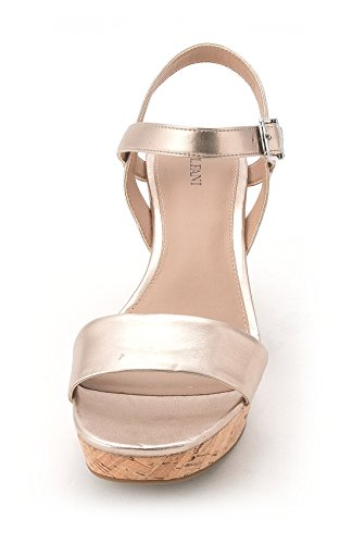 Alfani - Sandalias de vestir para mujer cinc