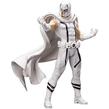 Kotobukiya Marvel Now: Magneto White Costume Version ARTFX+ Statue