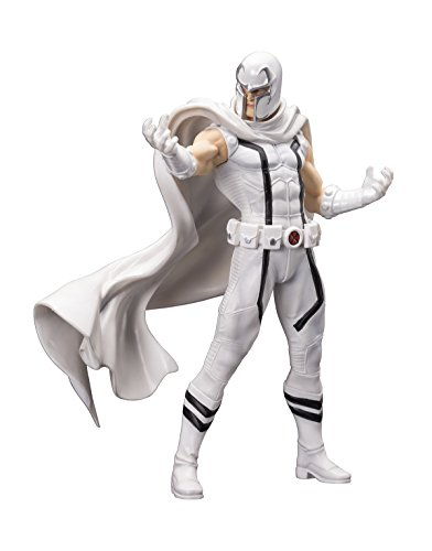 Marvel Now Deadpool Costume - Kotobukiya Marvel Now: Magneto White Costume Version ARTFX+ Statue