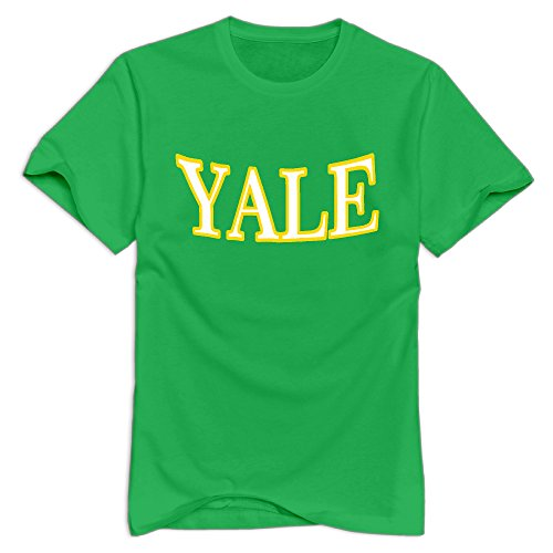 Yale University Male Round Neck Tees Haven Round Bowl