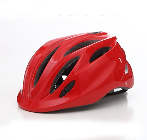 Kids/Child/Baby/Toddlers Multi-Sports Red Bike Helmets Comfo