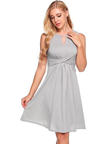 High Waist Dress - 7