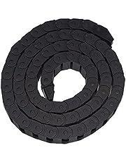 Haobase 10 x 20 mm 1M Open Op Beide Zijkanten Plastic Towline Cable Drag Chain