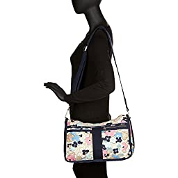 LeSportsac Everyday Bag (Travel Daisy)