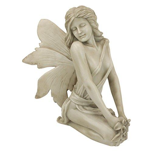 Design Toscano The Enchanted Garden Fairies Colleen Statue ()