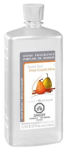 Lampe Berger Fragrance, 33.8 Fluid Ounce, Sweet (Sweet Pears)