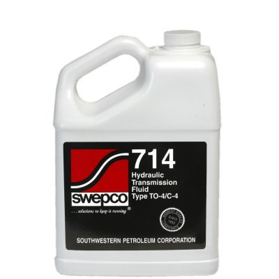 SWEPCO SAE Grade 50 ATF Automatic Transmission Fluid ISO 220 Grade 1 Gallon Bottle