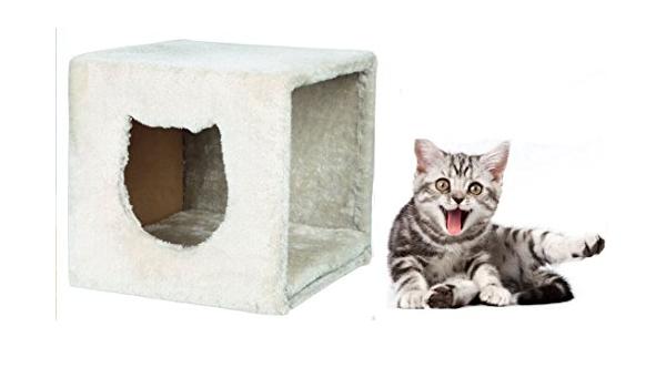 Ikea Cuddle - Estantería para gatos (33 x 33 x 37 cm): Amazon ...