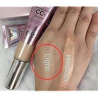 YOUR SKIN BUT BETTER CC+ CREAM ILLUMINATION 32ML & Bye Under Eye Concealer AntiAging Full Coverage Light/Medium : light