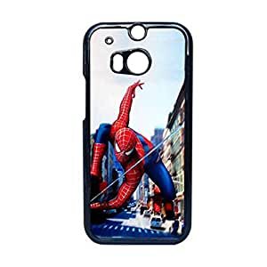 Generic Friendly Phone Case For Women Custom Design With The Amazing Spider Man For Htc One M8 Choose Design 1
