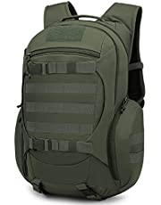 Mardingtop 25/28L Military Backpack Tactical Rucksack MOLLE Assault Lightweight Bag for Camping Hiking Traveling