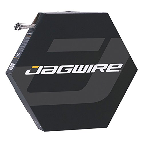 Jagwire Elite Stainless Polished Derailleur Cable Box/25, 1.1x2300mm by Jagwire