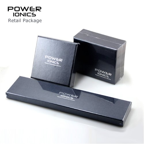 Titanium Power Healing Magnetic Bracelet Wristband Balance Energy Body w/ Box/036 by Power Ionics (Image #2)