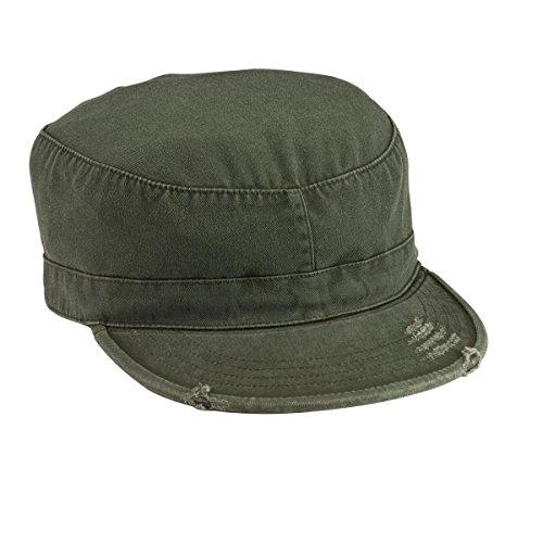 - Rothco Vintage Fatigue Cap, Olive Drab, X-Large