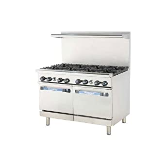 Amazon.com: Turbo Aire Radiance rangos de restaurante Gas ...